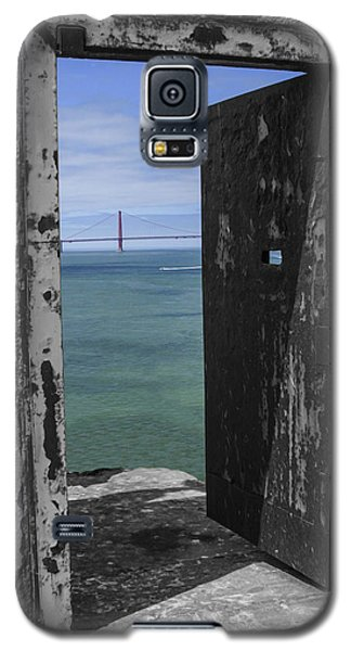 Alcatraz -the Rock Galaxy S5 Case
