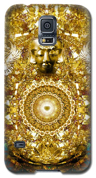 Alchemy Of The Heart Galaxy S5 Case