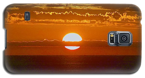 Aldinga Beach Sunset Galaxy S5 Case by Jocelyn Kahawai