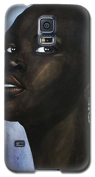 Alek Wek Galaxy S5 Case