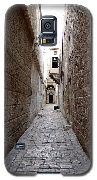 Aleppo Alleyway02 Galaxy S5 Case