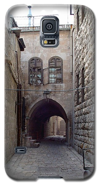 Aleppo Alleyway03 Galaxy S5 Case