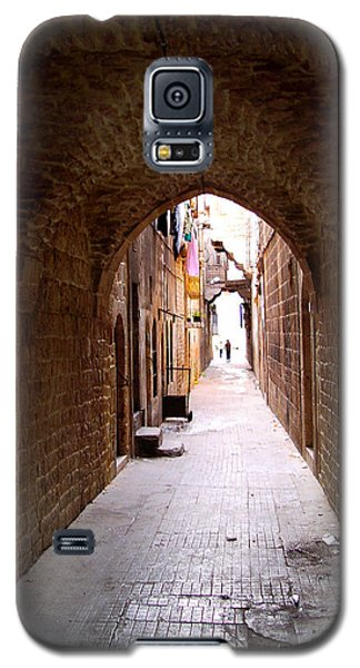 Aleppo Alleyway06 Galaxy S5 Case