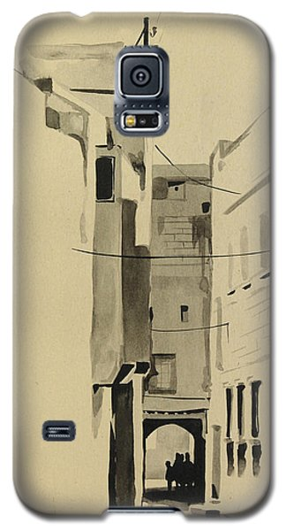 Aleppo Old City Alleyway 2 Galaxy S5 Case