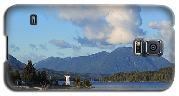 Galaxy S5 Case featuring the photograph Alert Bay Alaska by Jeanette French