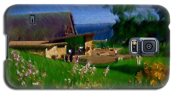 Galaxy S5 Case featuring the photograph Alexander Graham Bell Museum by Mario Carini