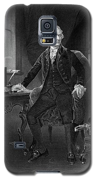 Alexander Hamilton Galaxy S5 Case by Historic Image