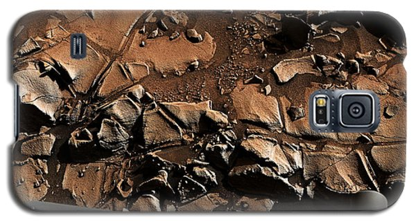 Alexander Hills Bedrock In Mars Galaxy S5 Case