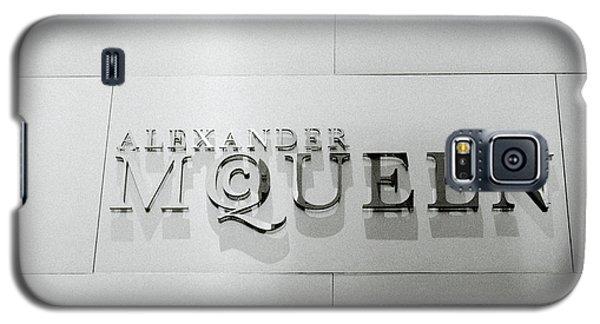 Alexander Mcqueen Galaxy S5 Case