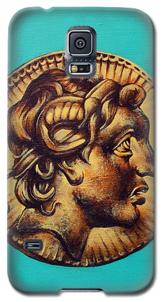 Alexander The Great Galaxy S5 Case