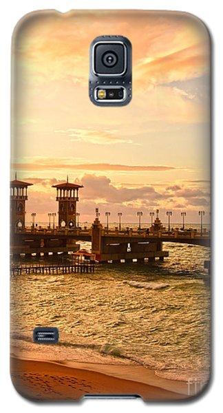Alexandria Stanley Bridge Galaxy S5 Case by Mohamed Elkhamisy