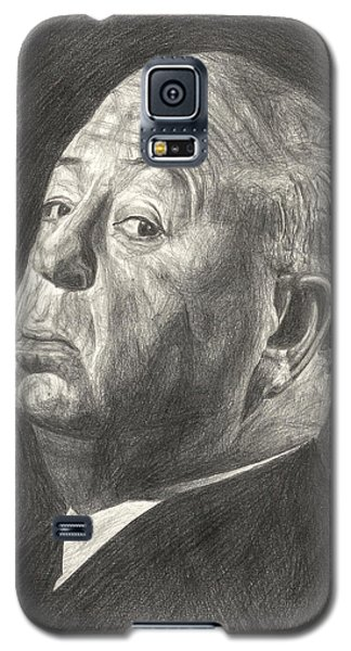 Alfred Hitchcock Galaxy S5 Case