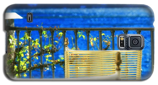 Alfresco Dining Galaxy S5 Case