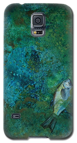 Algae Bloom Galaxy S5 Case