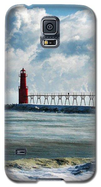 Algoma Pierhead Lighthouse Galaxy S5 Case