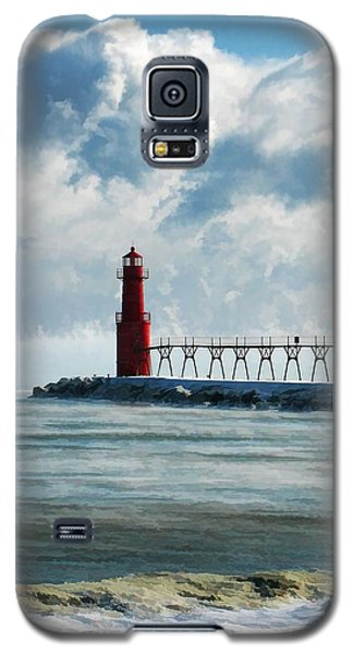 Algoma Pierhead Lighthouse Galaxy S5 Case