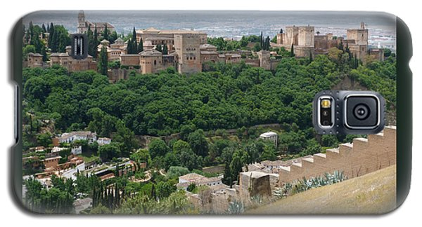 Alhambra Palace - Granada Galaxy S5 Case by Phil Banks
