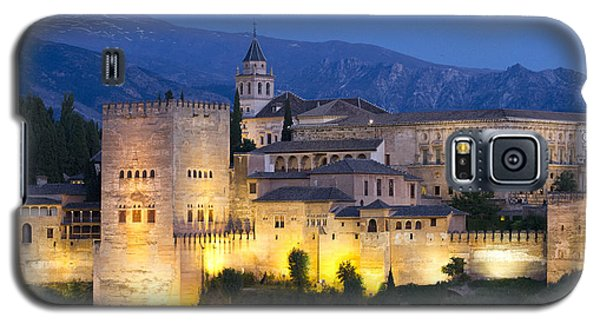 Galaxy S5 Case featuring the photograph Alhambra Palace  by Nathan Rupert