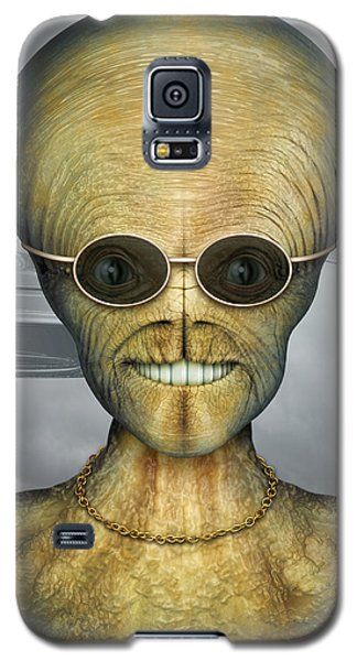 Alien Galaxy S5 Case