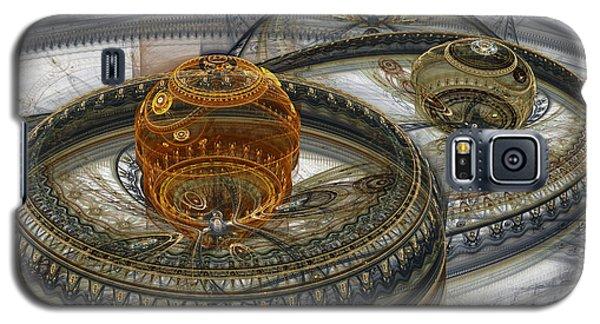 Alien Landscape II Galaxy S5 Case