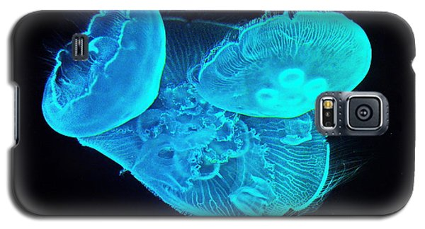Alien Life - Jelly Fish Galaxy S5 Case