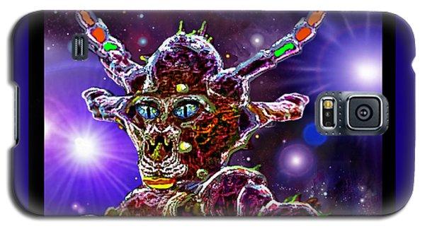 Alien Portrait Galaxy S5 Case by Hartmut Jager