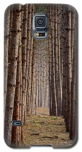 Aligned Galaxy S5 Case by Paul Noble