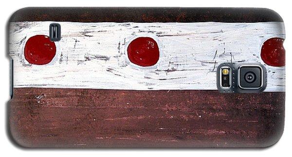 Alignment Original Painting Galaxy S5 Case