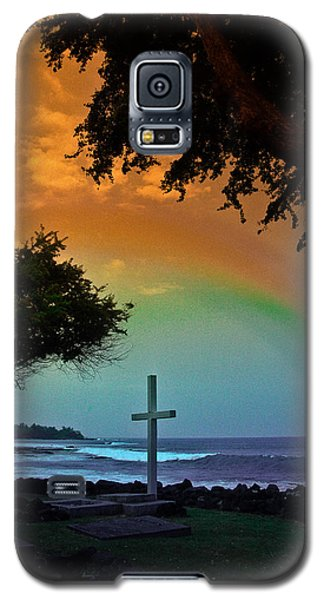 Alii Cross Galaxy S5 Case by Randy Sylvia