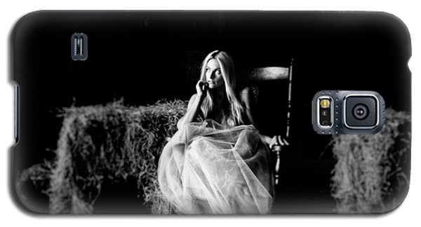 Alitur Vitium Vivitque Tegendo Galaxy S5 Case
