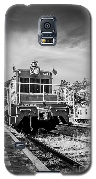 All Aboard Galaxy S5 Case by Julie Clements