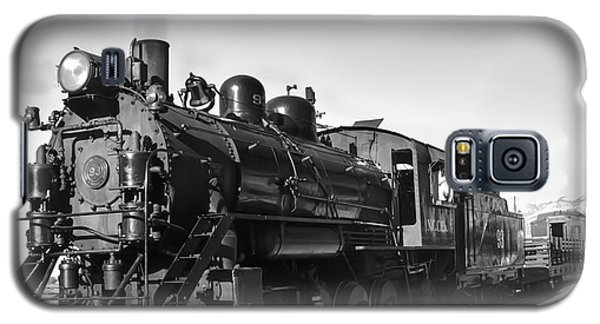 All Aboard Galaxy S5 Case by Robert Bales
