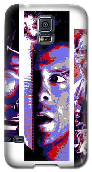 All-american 80's Action Movies Galaxy S5 Case