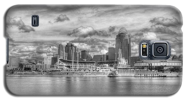 All American City 2 Bw Galaxy S5 Case