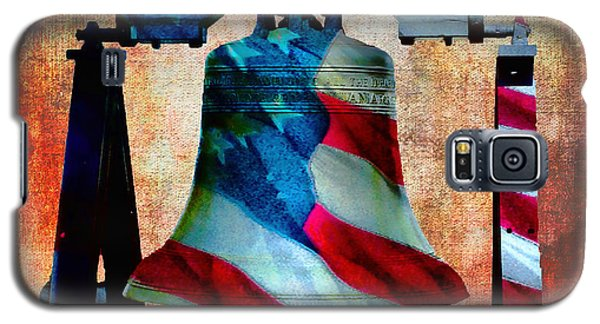 Liberty Bell Art Smooth All American Series Galaxy S5 Case