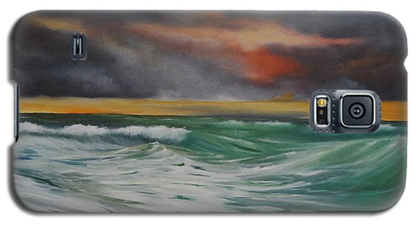 All At Sea Galaxy S5 Case by Neil Kinsey Fagan