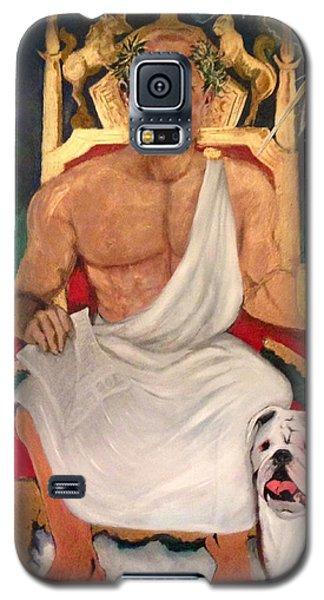 All Hail Head Of Maintenance Galaxy S5 Case