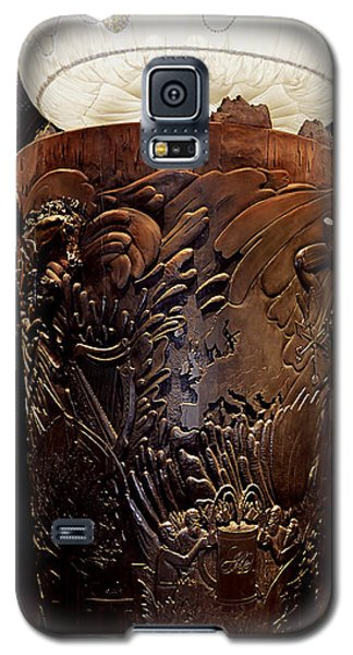 All Hail More Ale  Guinness Totem Galaxy S5 Case by Richard Ortolano