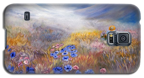 All In A Dream - Impressionism Galaxy S5 Case