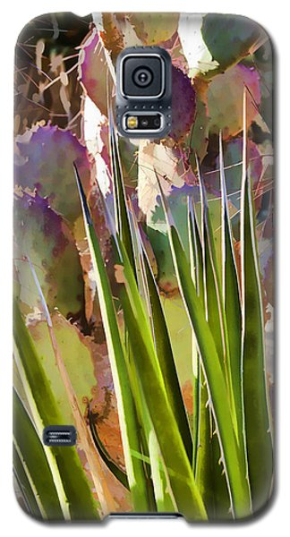 All Pointy And Sharp Galaxy S5 Case