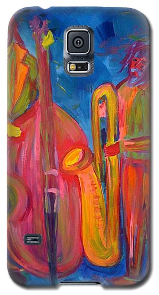 All That Jazz Galaxy S5 Case by Judi Goodwin