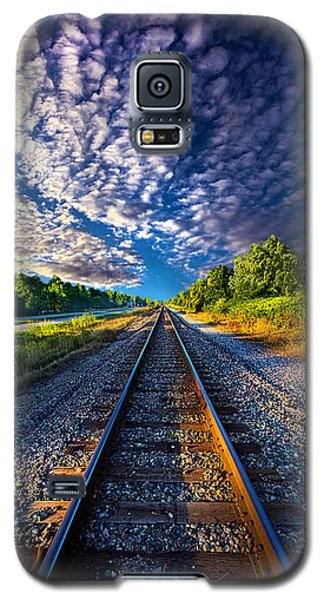 All The Way Home Galaxy S5 Case