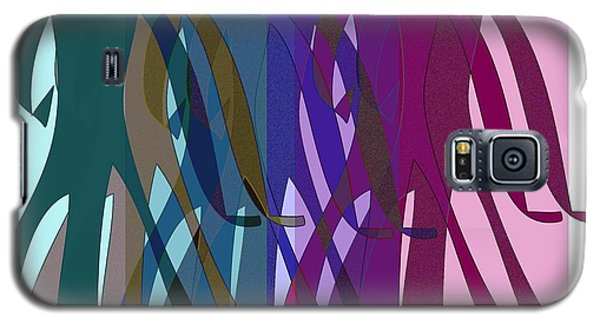Galaxy S5 Case featuring the digital art All The World's A Stage.... by Iris Gelbart