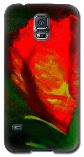 Galaxy S5 Case featuring the painting All Went Wrong by Joe Misrasi