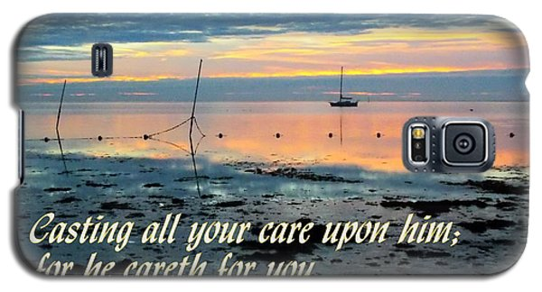 All Your Cares Galaxy S5 Case