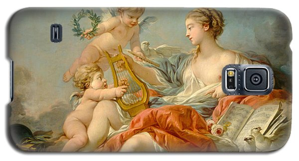 Allegory Of Music Galaxy S5 Case