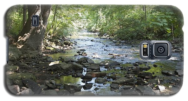 Galaxy S5 Case featuring the photograph Allen Creek by William Norton