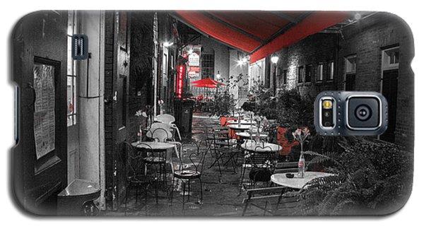 Alley Cafe Galaxy S5 Case