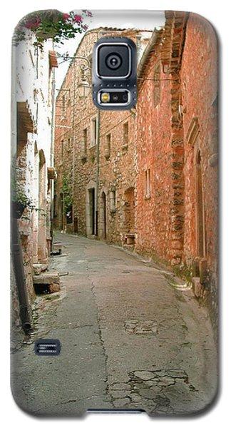 Alley In Tourrette-sur-loup Galaxy S5 Case