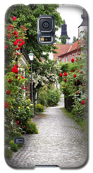 Alley Of Roses Galaxy S5 Case